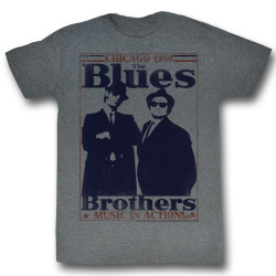 Image for The Blues Brothers T-Shirt - World Class