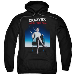 Image for Crazy Ex-Girlfriend Hoodie - Crazy Instinct
