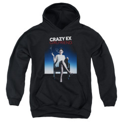 Image for Crazy Ex-Girlfriend Youth Hoodie - Crazy Instinct