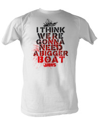 Image for Jaws T-Shirt - A Bigger Boat