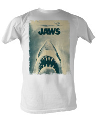 Image for Jaws T-Shirt - Jaw Poster