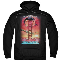 Image for Star Trek Hoodie - The Voyage Home