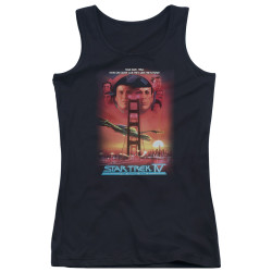 Image for Star Trek Girls Tank Top - The Voyage Home