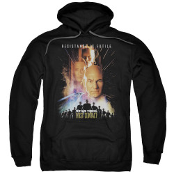 Image for Star Trek Hoodie - First Contact