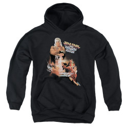 Image for Star Trek Youth Hoodie - The Wrath of Khan Collage