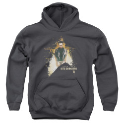 Image for Star Trek Into Darkness Youth Hoodie - Dark Villain