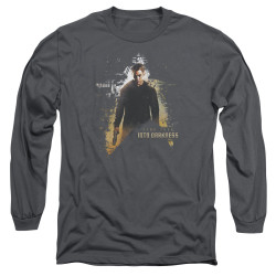 Image for Star Trek Into Darkness Long Sleeve T-Shirt - Dark Hero
