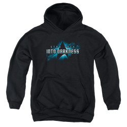 Image for Star Trek Into Darkness Youth Hoodie - Logo