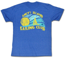 Jaws T-Shirt - Sailing Club