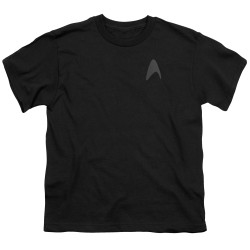 Image for Star Trek Into Darkness Youth T-Shirt - Command Logo