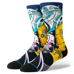 Image for Stance Socks - Star Wars Warped R2D2