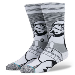 Image for Stance Socks - Star Wars Stormtrooper