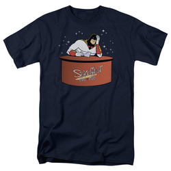 Image for Space Ghost Coast to Coast T-Shirt - Great Galaxies