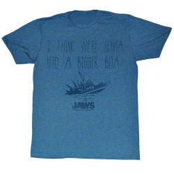 Image for Jaws T-Shirt - Need a Bigger Boat