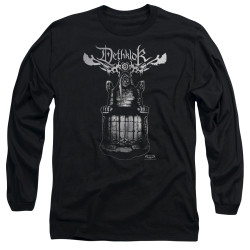 Image for Metalocalypse Long Sleeve Shirt - Statue