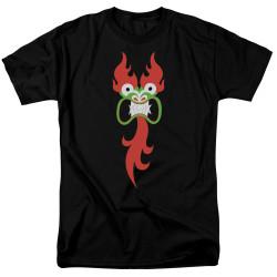 Image for Samurai Jack T-Shirt - Aku's Face