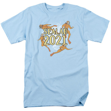 Image for Sealab 2021 T-Shirt - Suit Up