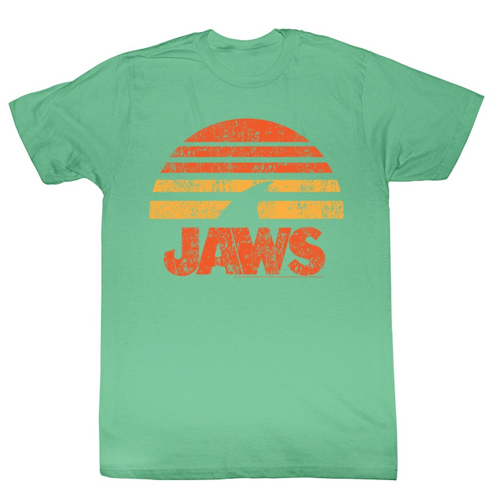 9e050dc1 Jaws T-Shirt - Shark Sun. Loading zoom. Hover over image to zoom