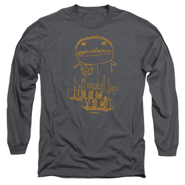 Image for Squidbillies Long Sleeve Shirt - Outlawed