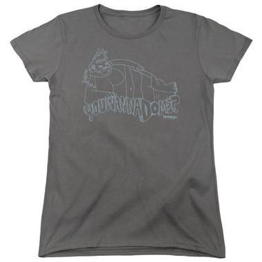 Image for Squidbillies Womans T-Shirt - Krystal