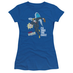 Image for The Venture Bros. Girls T-Shirt - Take the Case