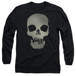 Image for The Venture Bros. Long Sleeve Shirt - Skull Logo