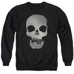 Image for The Venture Bros. Crewneck - Skull Logo