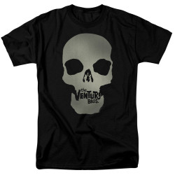 Image for The Venture Bros. T-Shirt - Skull Logo