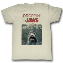 Image for Jaws T-Shirt - Droppin' Jaws