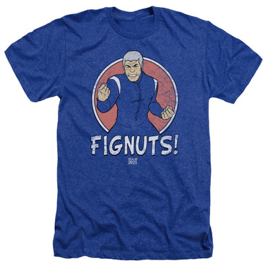 Image for Sealab 2021 Heather T-Shirt - Fignuts