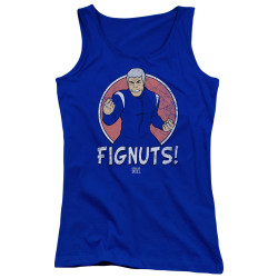Image for Sealab 2021 Girls Tank Top - Fignuts