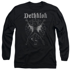 Image for Metalocalypse Long Sleeve Shirt - Sigil