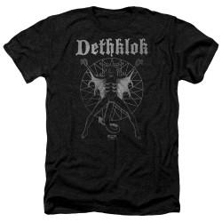 Image for Metalocalypse Heather T-Shirt - Sigil