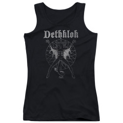 Image for Metalocalypse Girls Tank Top - Sigil