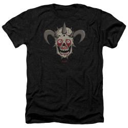Image for Metalocalypse Heather T-Shirt - Facebones