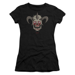 Image for Metalocalypse Girls T-Shirt - Facebones