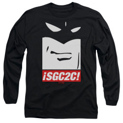 Image for Space Ghost Coast to Coast Long Sleeve Shirt - SGC2C