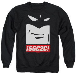 Image for Space Ghost Coast to Coast Crewneck - SGC2C