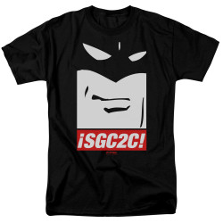 Image for Space Ghost Coast to Coast T-Shirt - SGC2C