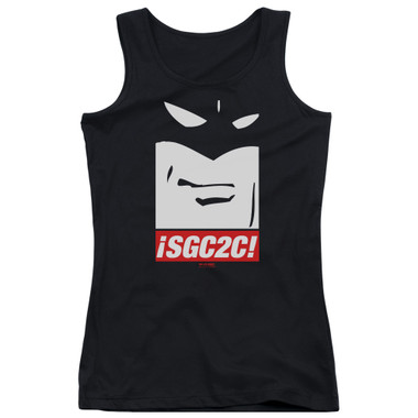 Image for Space Ghost Coast to Coast Girls Tank Top - SGC2C