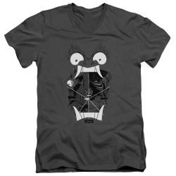 Image for Samurai Jack V Neck T-Shirt - Divisive