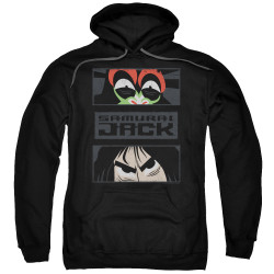 Image for Samurai Jack Hoodie - Stare Down