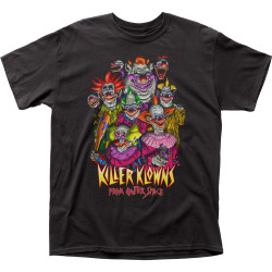 Image for Killer Klowns from Outer Space T-Shirt - the Clowns