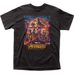 Image for Avengers T-Shirt - Infinity War Poster
