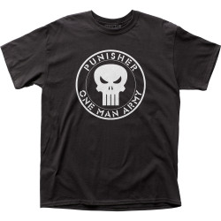 Image for The Punisher T-Shirt - One Man Army