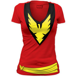 Image for X Men Girls T-Shirt - Dark Phoenix