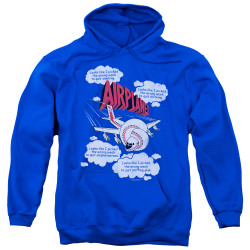 Image for Airplane Hoodie - Looks Like I Picked the Wrong Week...
