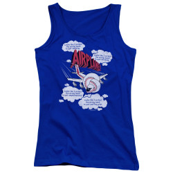 Image for Airplane Girls Tank Top - Looks Like I Picked the Wrong Week...