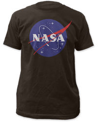 Image for NASA Faded Logo T-Shirt