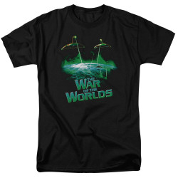Image for War of the Worlds T-Shirt - Global Attack